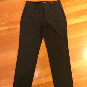Ann Taylor dark gray pants